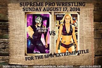Supreme Pro Wrestling: Main Image