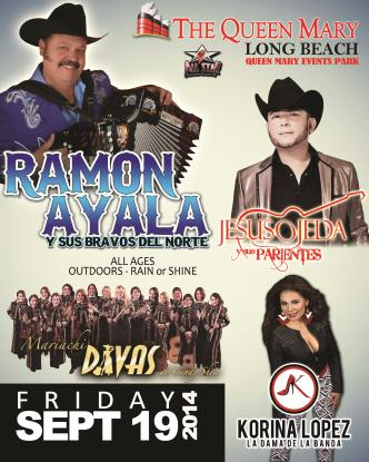 RAMON AYALA -Queen Mary: Main Image