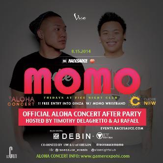 Momo - Timothy DelaGhetto & AJ: Main Image