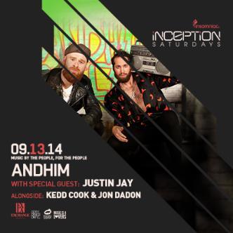 Andhim & Justin Jay: Main Image