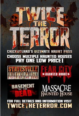 Twice the Terror: Main Image