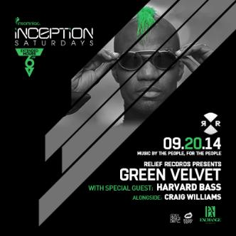 Green Velvet & Harvard Bass: Main Image
