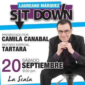 Sit Down con Laureano Márquez: Main Image