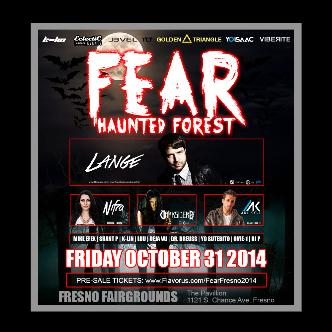 FEAR - Haunted Forest: Main Image