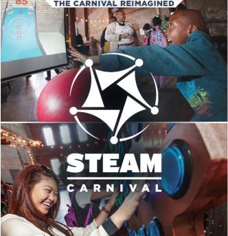 STEAM Carnival: Main Image