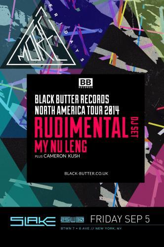MORE FRIDAYS :: Rudimental DJ: Main Image