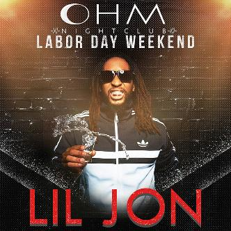 Lil Jon @ OHM Nightclub: Main Image