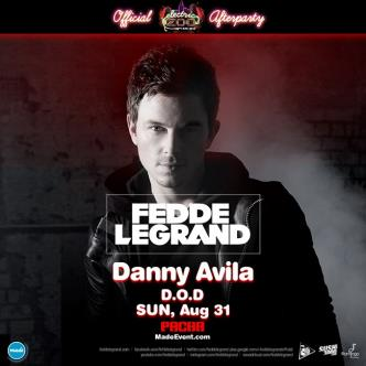 Fedde Le Grand - EZ Afterparty: Main Image