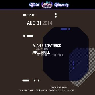 Alan Fitzpatrick EZ Afterparty: Main Image