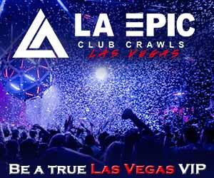 NYE VIP Club Crawl in Las Vegas