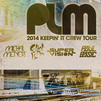 PLM 2014 Tour - MichalMenert: Main Image