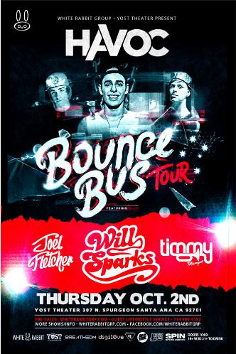 Havoc ft. The Bounce Bus Tour: Main Image