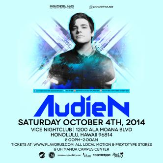 AUDIEN Hawaii: Main Image