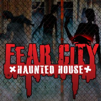 Fear City Haunted House: Main Image