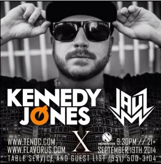Kennedy Jones x Jauz: Main Image