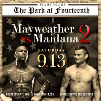 Mayweather v. Maidana REMATCH!: Main Image