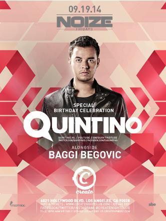 QUINTINO: Main Image