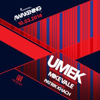Awakening ft. UMEK: Main Image