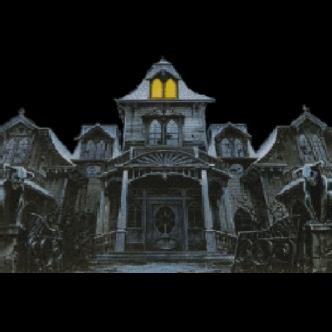 The Mansion Halloween Party: Main Image