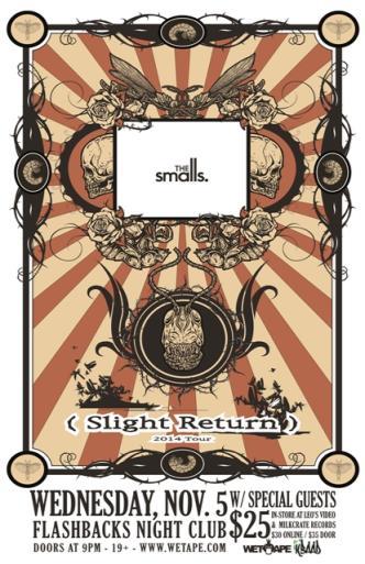 The Smalls w/ Royal Tusk:
