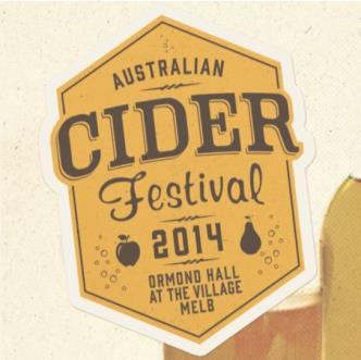 2014 Australian Cider Festival: Main Image