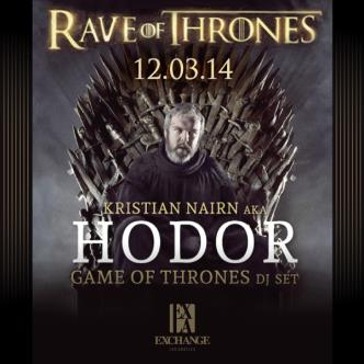 Rave of Thrones: Main Image