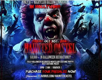 Haunted Castel 18+ Halloween: Main Image