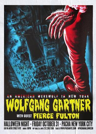 Halloween w/ WOLFGANG GARTNER: Main Image
