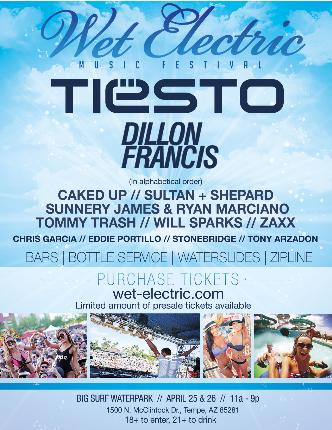 Wet Electric 2015: Main Image