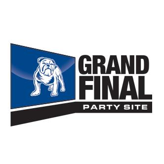 Bulldogs Grand Final Live Site: Main Image