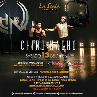 Chino y Nacho: Main Image