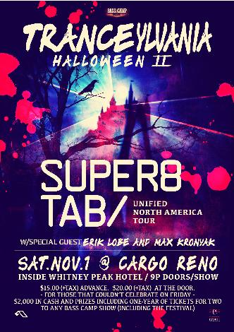 Super8 & Tab Unified Tour: Main Image