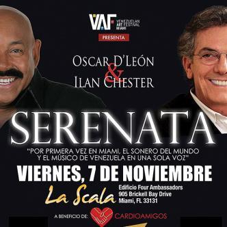 Serenata con Oscar e Ilan: Main Image