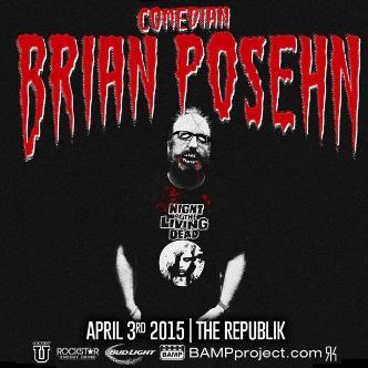 Brian Posehn: