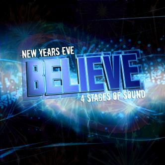 BELIEVE- NYE MUSIC FESTIVAL: Main Image