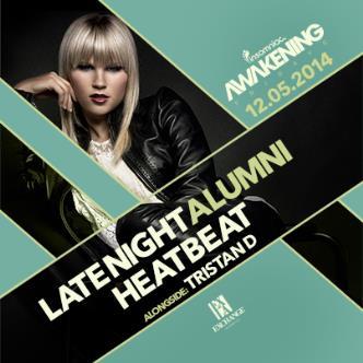 Late Night Alumni & Heatbeat: Main Image