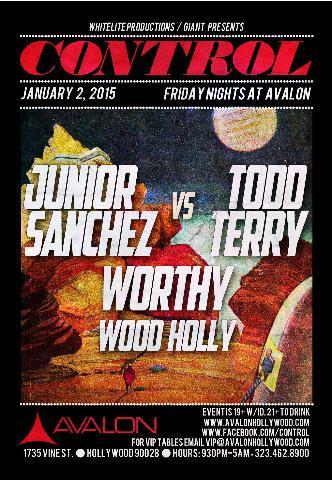 Junior Sanchez vs Todd Terry: Main Image