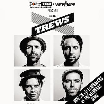 The Trews w/ Glorious Sons: Main Image