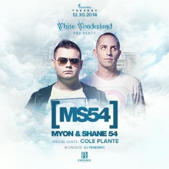 Myon & Shane 54: Main Image