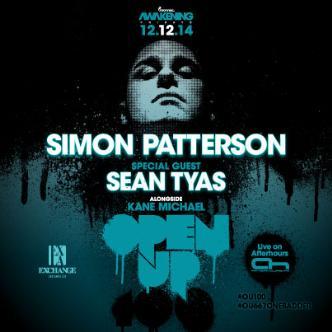 Simon Patterson + Sean Tyas: Main Image