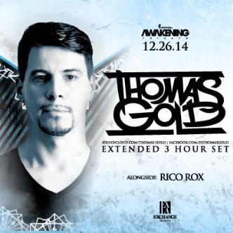 Thomas Gold (Extended 3hr Set): Main Image
