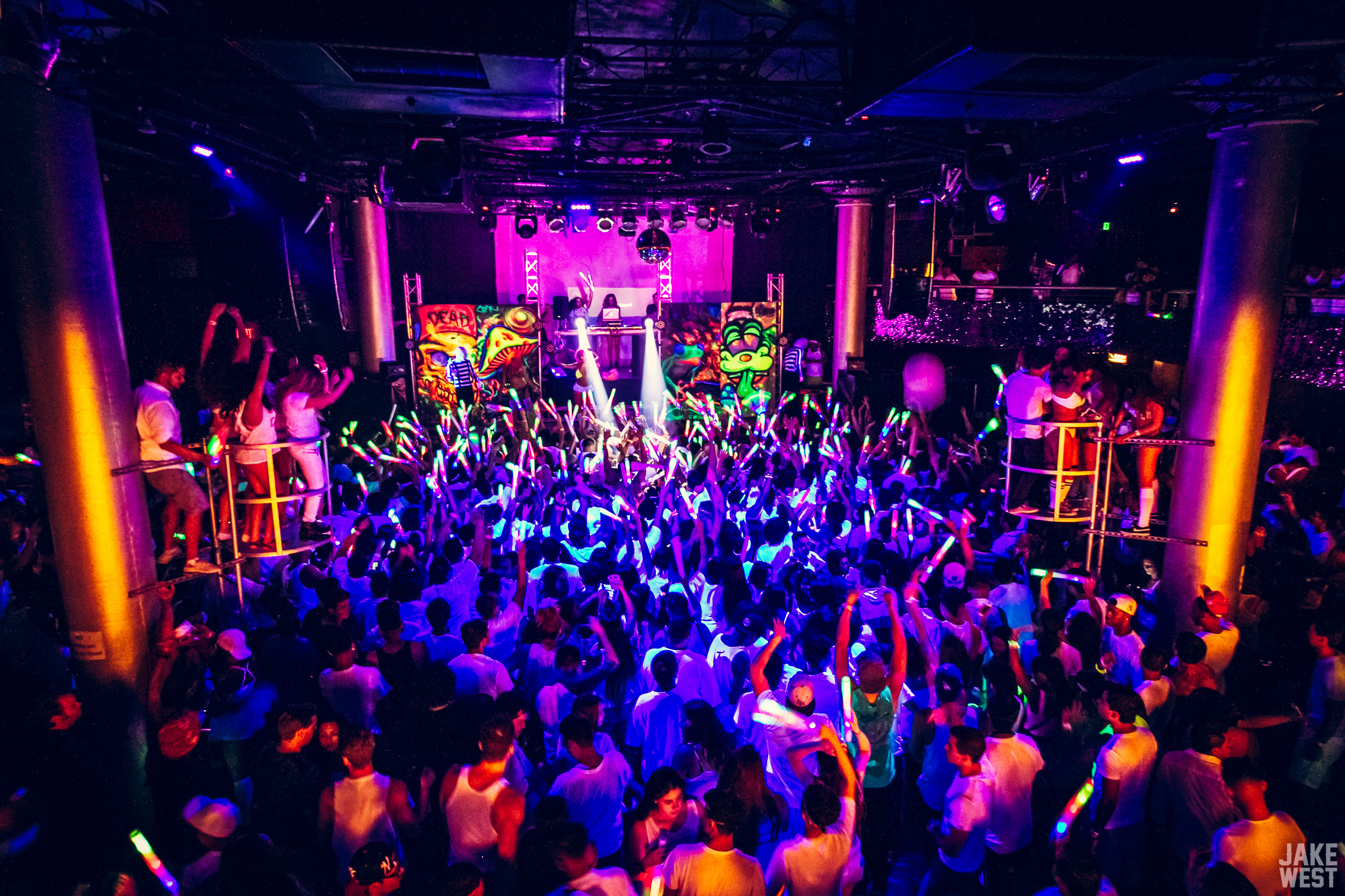 Neon Paint Party in Hollywood Tickets 11/26/14