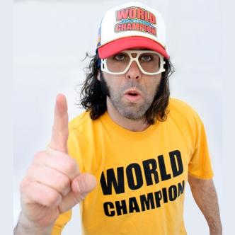 Judah Friedlander Comedy Show: Main Image
