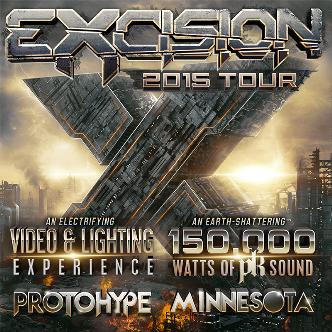 Excision Vancouver: Main Image