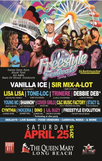 Freestyle Festival 10th Annual: Main Image