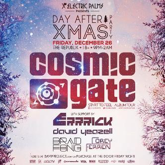 Cosmic Gate: