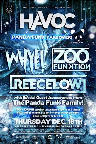 Panda Funk Takeover ft. Whyel: Main Image