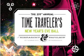 Time Traveler's NYE Ball: Main Image