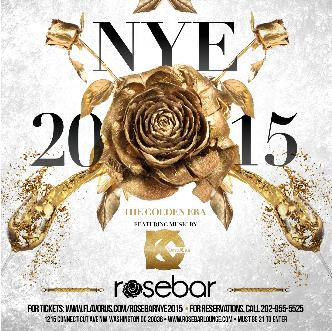 Ring in 2015 at Rosebar Lounge: Main Image