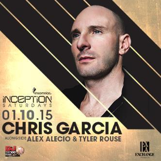 Chris Garcia: Main Image